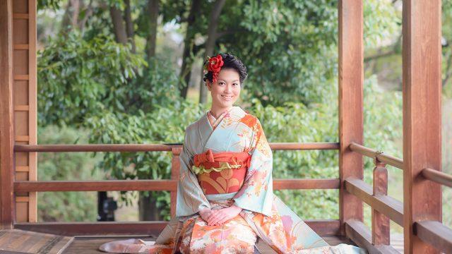 福岡県北九州市小倉南区の写真スタジオチャボフォトchavophoto成人式写真当日撮り